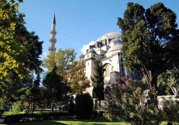 0106-伊斯坦堡-蘇雷曼尼耶清真寺.JPG