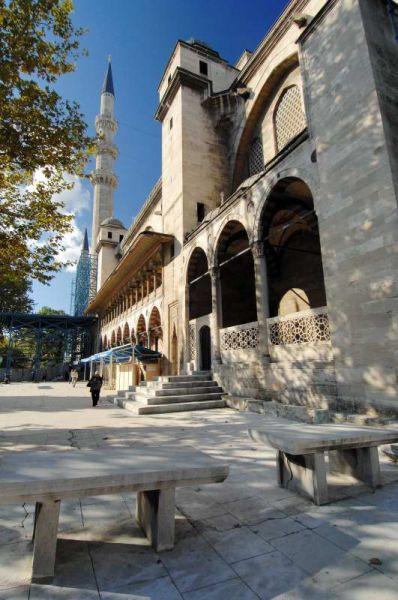0114-伊斯坦堡-蘇雷曼尼耶清真寺.JPG