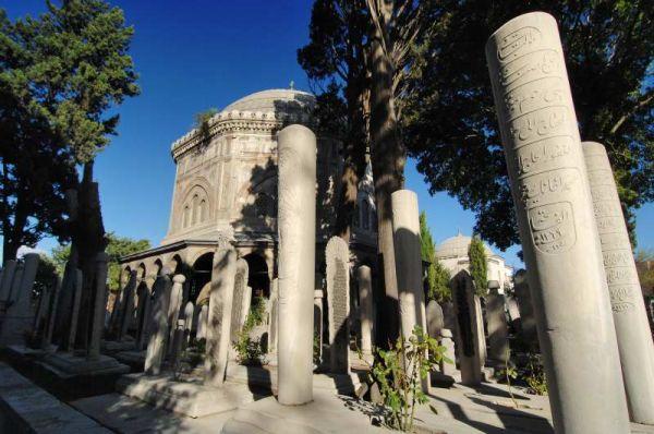 0123-蘇雷曼尼耶清真寺-墓園區.JPG