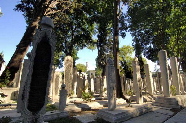 0136-蘇雷曼尼耶清真寺-墓園區.JPG