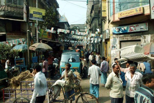 0539-加爾各達-趕早市的攤商.JPG
