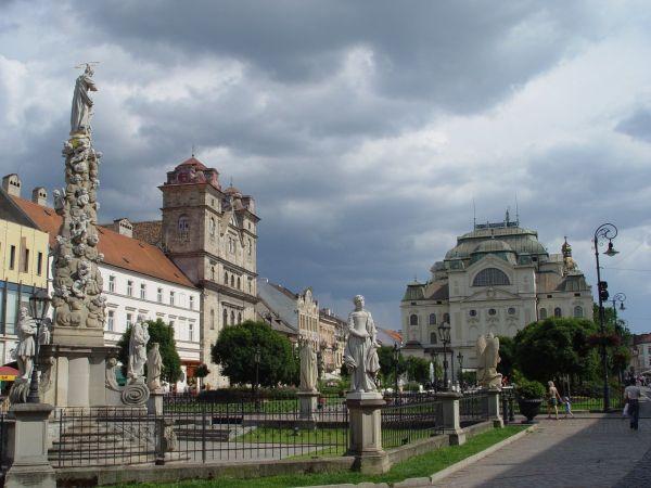 1斯洛伐克Kosice_(Slovakia)_-_Main_Street_4.jpg